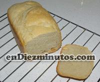 Pan de trigo en la bifinett