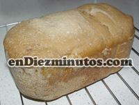 Pan de centeno y trigo